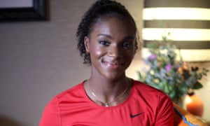 Dina Asher-Smith has her sights set on world and Olympic titles