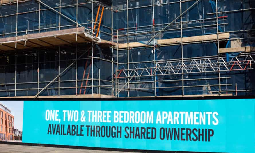 Safety of the materials behind the facade of a shared ownership flat means no fire safety certificate has been issued.