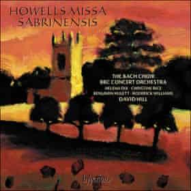 Herbert Howells Missa Sabrinensis