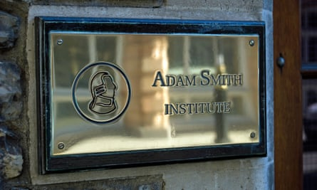 The Adam Smith Institute has deleted promises from website.