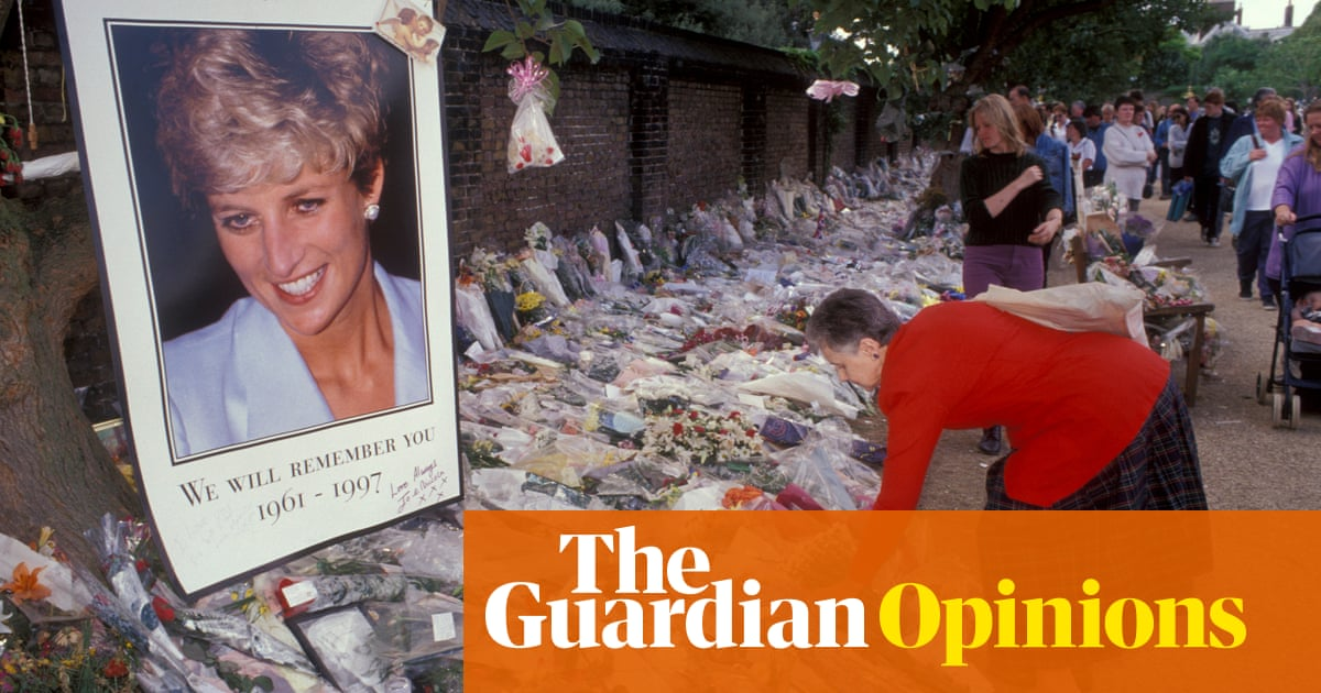 They won't remind us, but the tabloids hurt Diana just as much as Panorama did | Marina Hyde