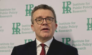 Labour's deputy leader, Tom Watson.