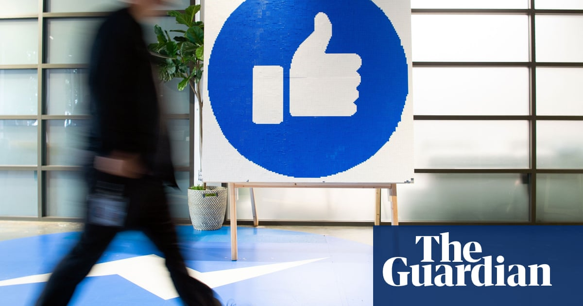 US justice department claims Facebook unfairly overlooked American workers