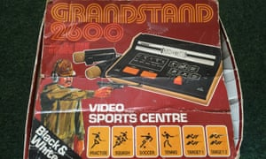 Grandstand 2600 video game