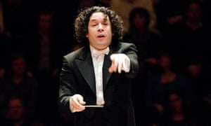 Gustavo Dudamel conducts the Los Angeles Philharmonic