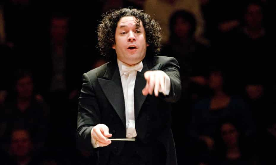 Gustavo Dudamel conducts the Los Angeles Philharmonic