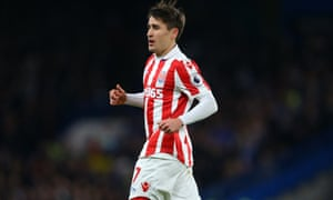 Middlesbrough hopeful of completing £8m signing of Stoke's