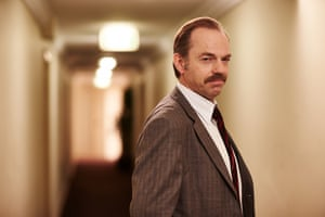 Hugo Weaving plays Detective Tom Croft in The Mule