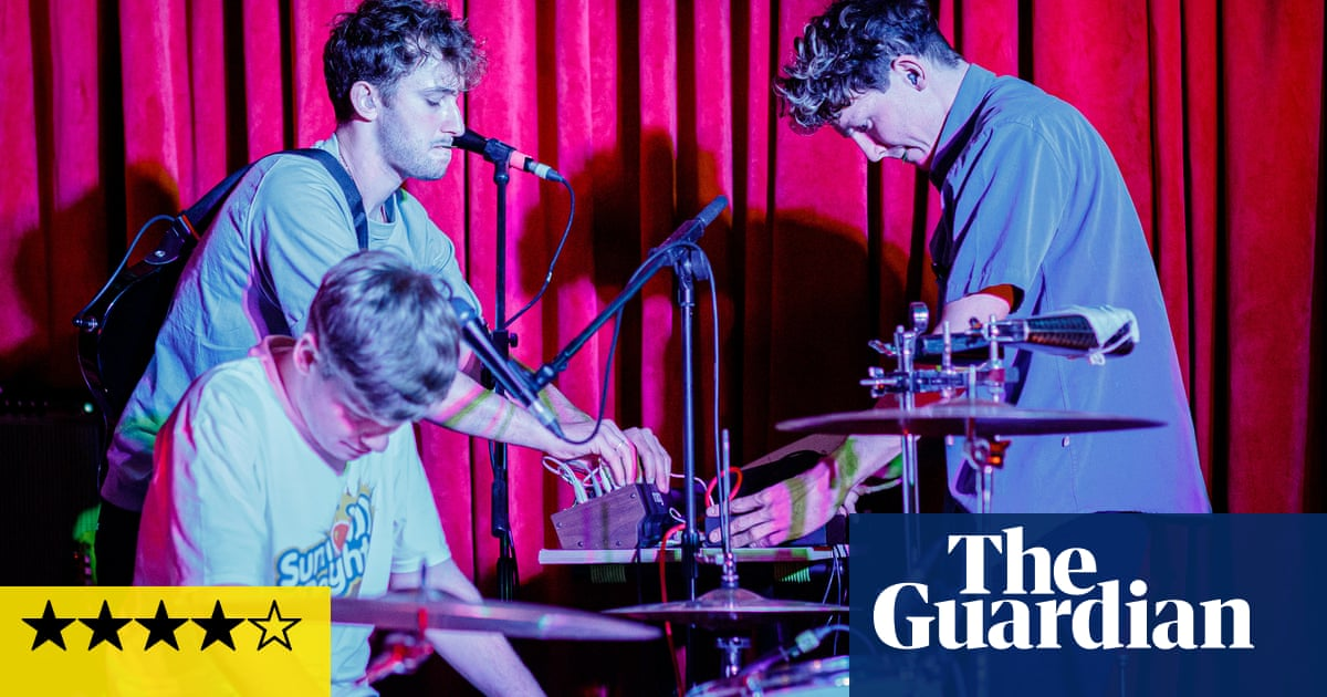 Squid review – a krautrock kite caught in a prog-rock squall