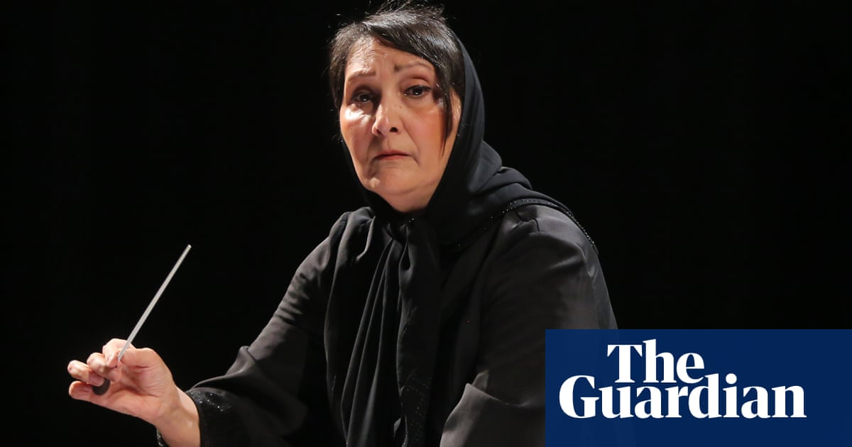the conductor smashing iranian taboos over women and music world