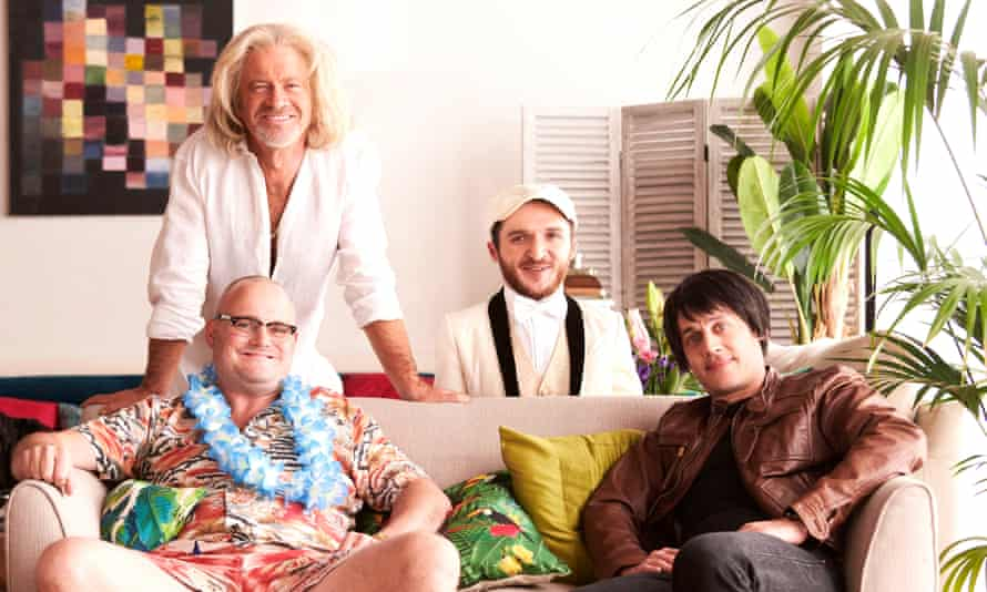 Island of Dreams … with Al Murray as Gregg Wallace and Harry Enfield as Richard Branson.