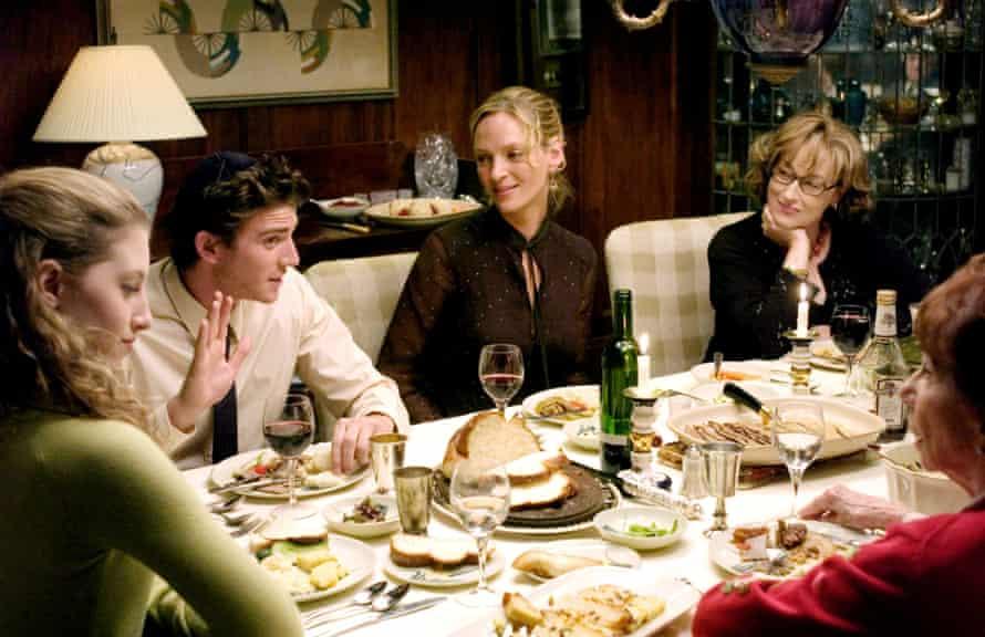 Brian Greenberg, Uma Thurman, Meryl Streep, 2005 'PRIME' FILM - 2005