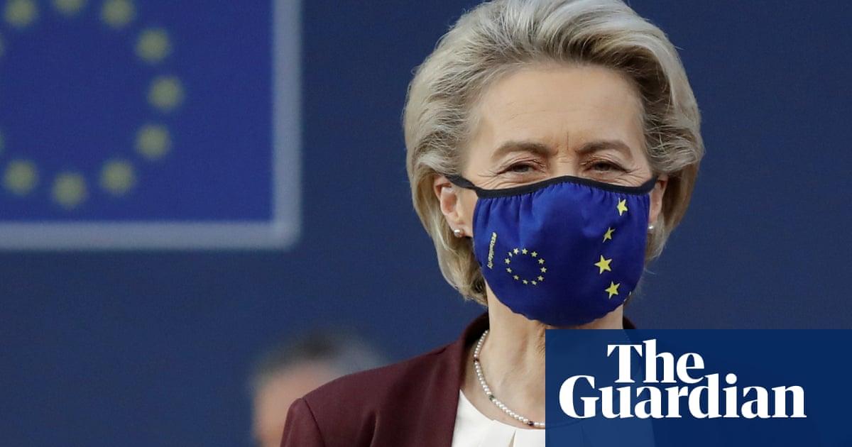 Ursula von der Leyen says EU will not fund 'barbed wire and walls'