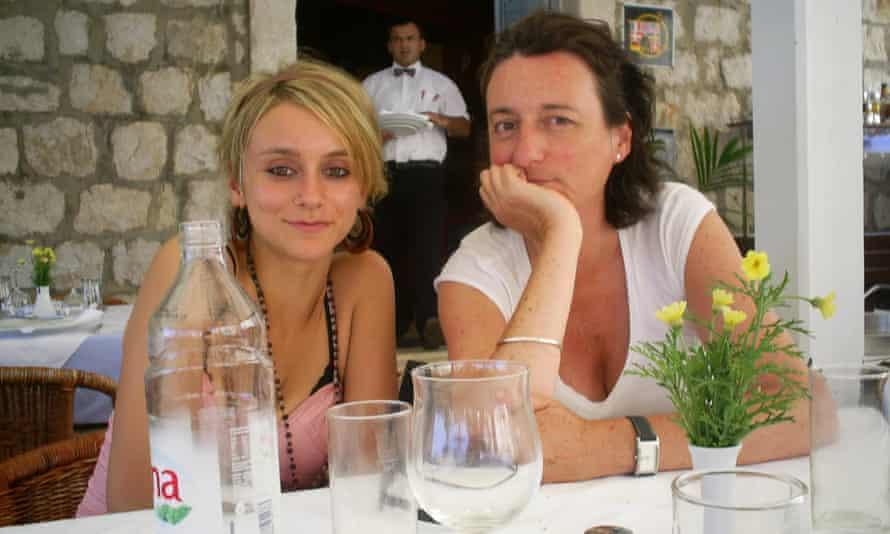 Vanessa and Rosa.