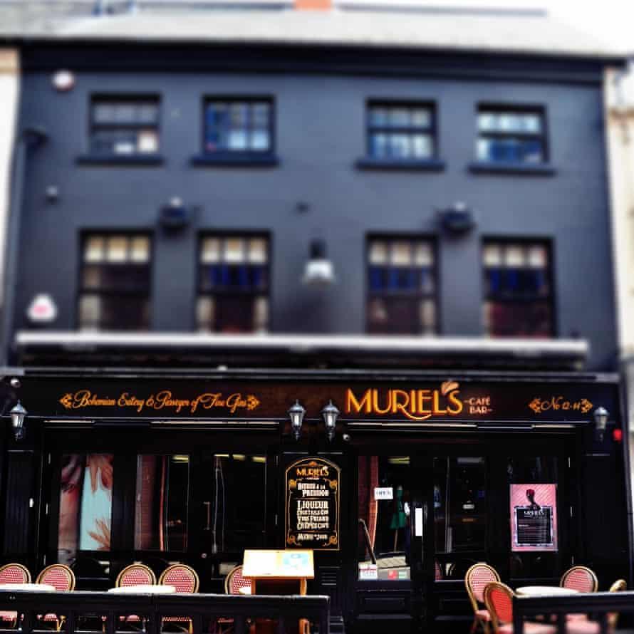 Belfast Muriels Bar