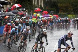 Mens elite road race