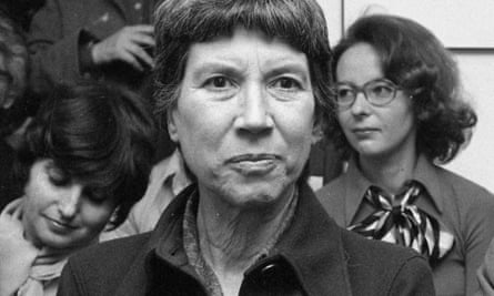 Natalia Ginzburg, who died in 1991.