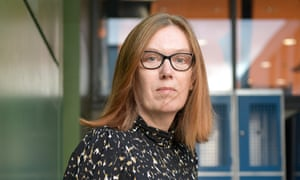 Prof Sarah Gilbert, of University of Oxford, who has led the small team working on the vaccine.