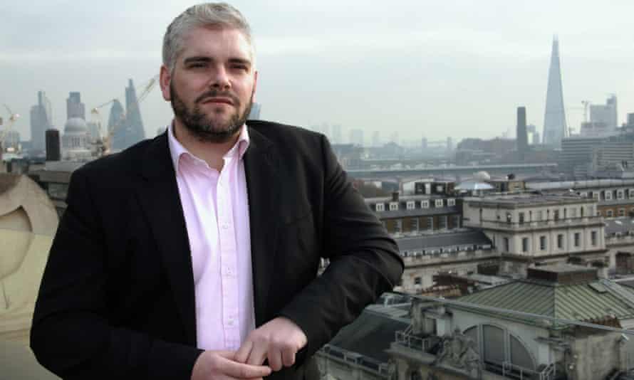 Luke Davis, founder of crowdfunding platform Crowdfinders