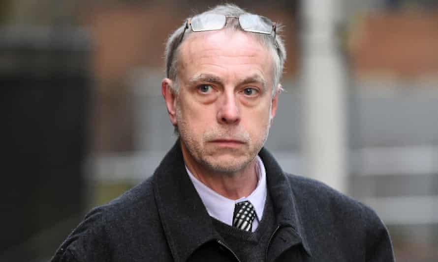 Paul Rowlands, son of victim John Rowlands