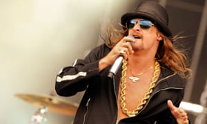 Kid Rock … The future of the Republican party?
