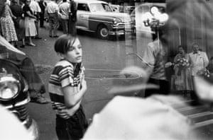 Accident, New York, 1952