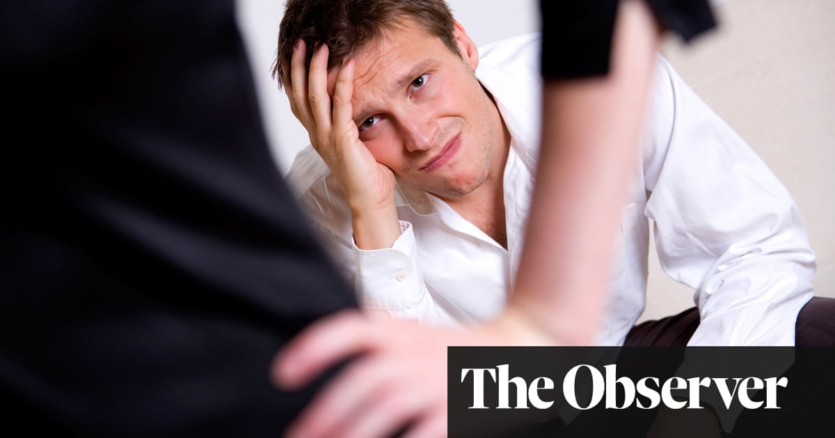 My parents' endless rows have left me angry and depressed | Mariella Frostrup