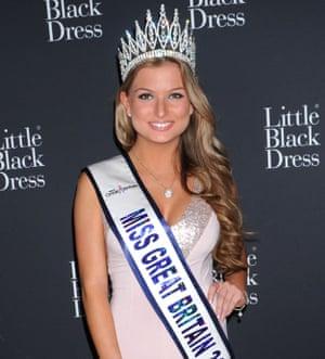 Zara Holland, Miss Great Britain