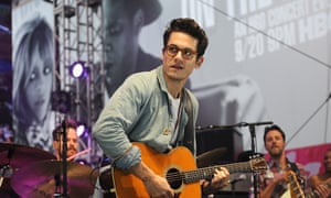 John Mayer plans to tour with members of the Grateful Dead.