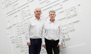 Langlands and Bell at their Internet Giants show