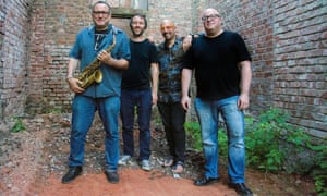 Dealing with Coltrane's impact not mimicking … Gilad Atzmon and band.