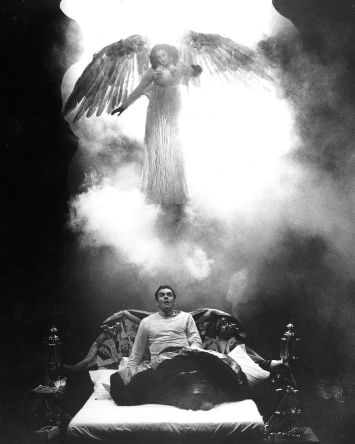 Angels in America: how Tony Kushner's gay fantasia moved heaven and earth   Stage   The Guardian