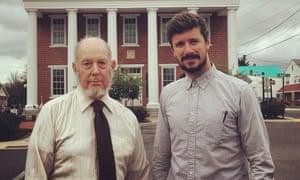 Adam Gabatt and Jim Hedges in McConnellsburg, Pennsylvania