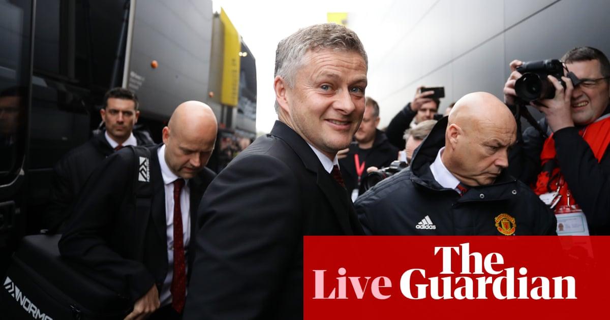 Watford v Manchester United: Premier League – live!