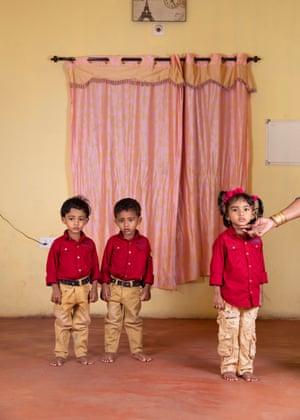 The Triplets' Fate - Single Image Winner