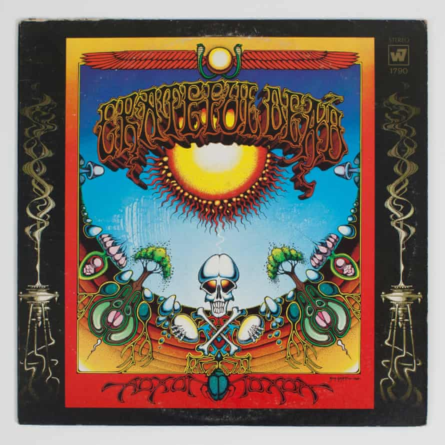 Grateful Dead – Aoxomoxoa.