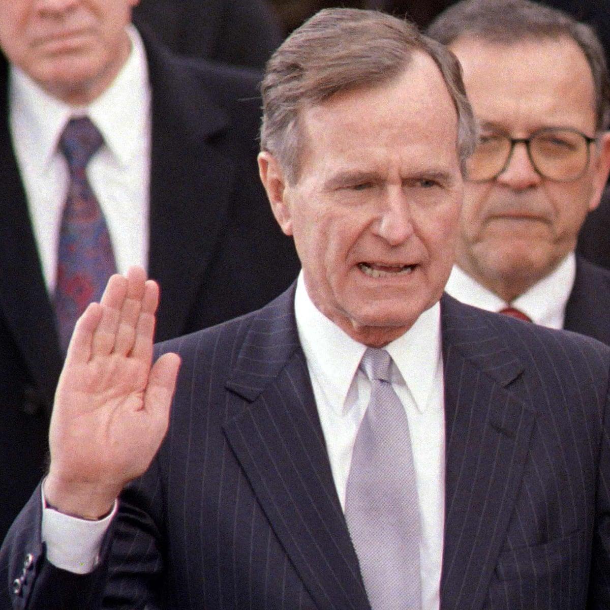 George Bush 1988 Election