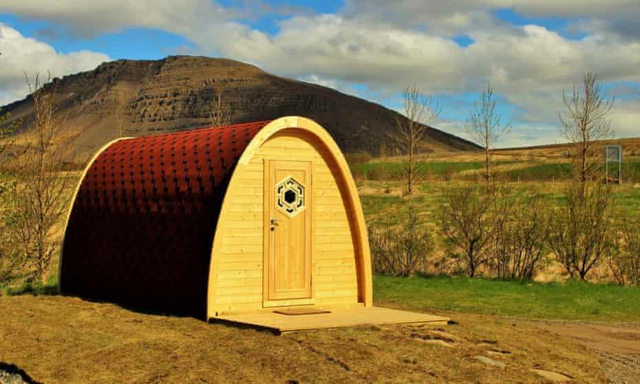 Fossatún Camping Pods