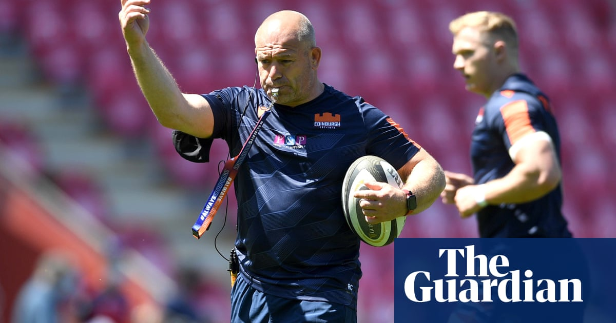 Richard Cockerill spells out England ambition 'to be best in the world'