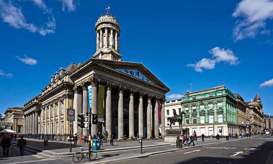 Glasgow Gallery of Modern Art, UK.