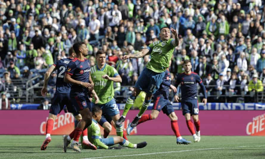 MLS had only just started its season when the pandemic struck in North America