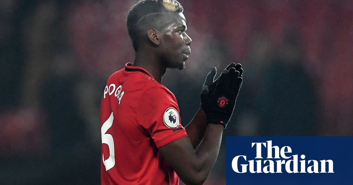 Paul Pogba out for up to four weeks with new ankle injury, says Solskjær