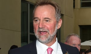 Indigenous affairs minister, Nigel Scullion