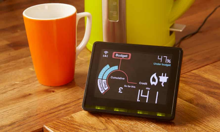 Smart move? Once installed, an energy supplier can read a meter remotely via the mobile phone network.