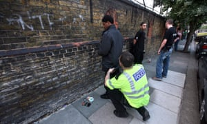 police stop and search operation
