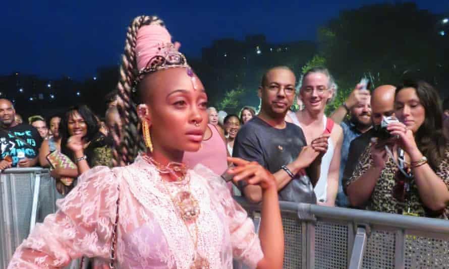 Afropunk fashion.