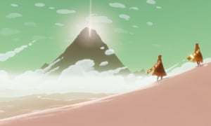 Journey – the whole of a life in one quiet and rather beautiful game
