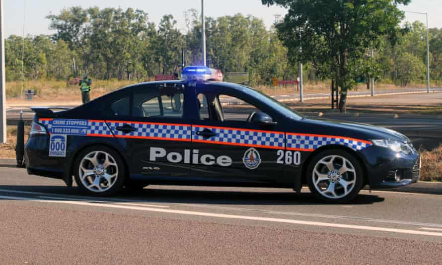 Northern Territory police have charged five teenagers with 212 offences in Darwin.