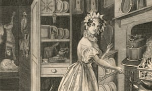 From a volume of The Magazine of Domestic Economy, being sold £200-400.