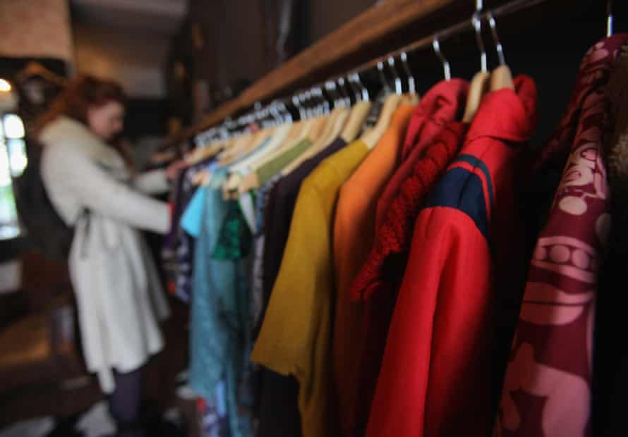 We need to make our existing wardrobes work more efficiently - wardrobe clearouts are recommended